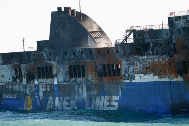 Έγγραφο-«φωτιά» αποκαλύπτει πως το Norman Atlantic δεν διέθετε σχέδιο διάσωσης