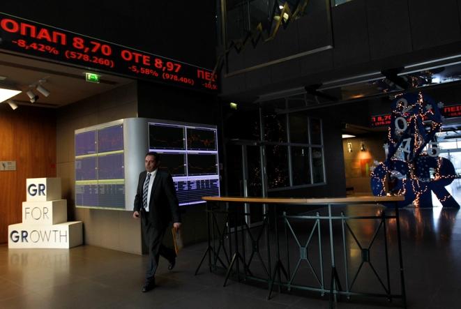 Μεγάλη πτώση για το Χρηματιστήριο – Κάτω από τις 800 μονάδες η αγορά