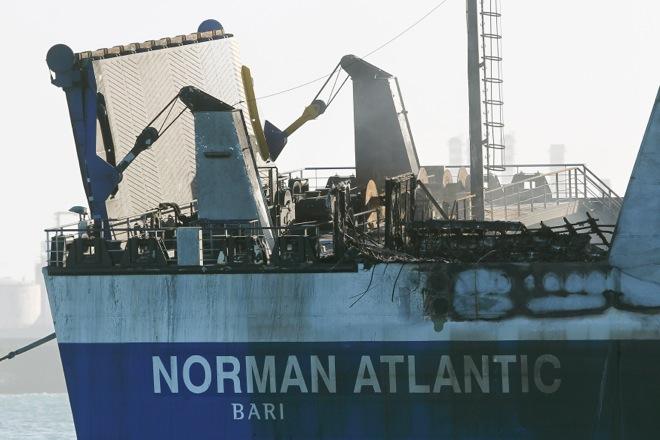 Εντοπίστηκε το κύριο μαύρο κουτί του Norman Atlantic
