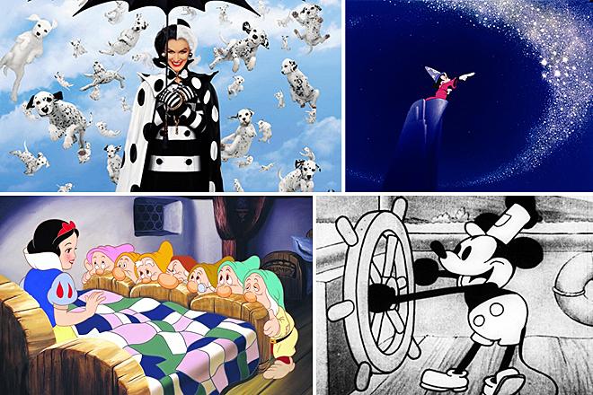 1929-2015: Οι τεχνολογικές καινοτομίες της Disney