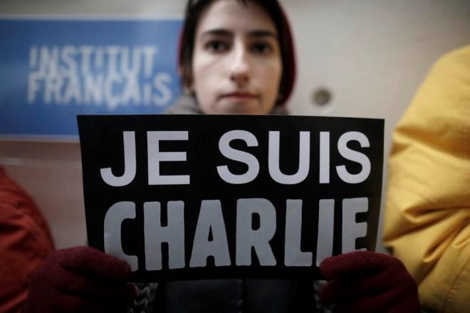 Charlie Hebdo: Ο Μωάμεθ «δακρυσμένος» στο πρώτο εξώφυλλο μετά την τραγωδία