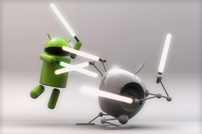 Android Vs iOS. Ποιο είναι καλύτερο;