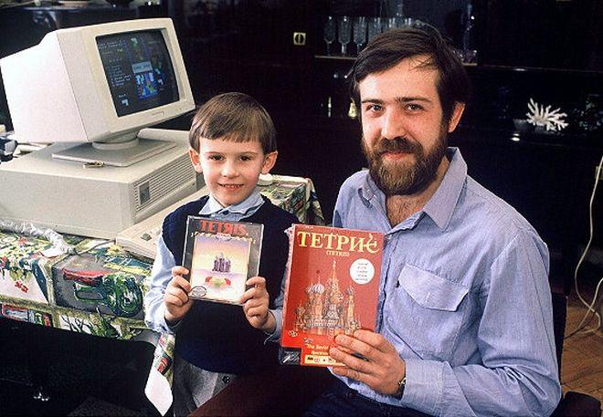 Ο «πατέρας» του Tetris: Από την Μόσχα στο LA