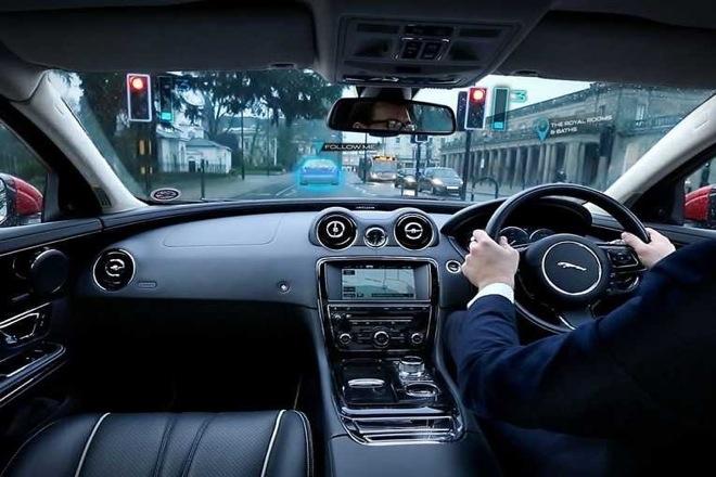 Ακολουθήστε το αυτοκίνητο-φάντασμα της Jaguar Land Rover