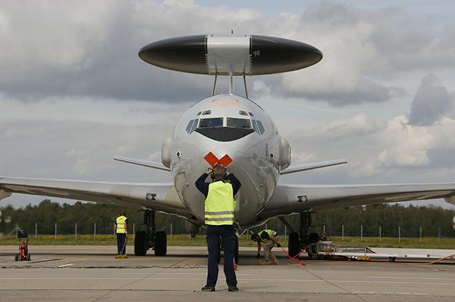 Intracom Defense Electronics: Σύμβαση για τα αεροσκάφη NATΟ