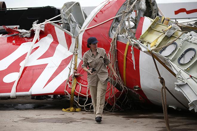 Νέες αποκαλύψεις για το αεροσκάφος της AirASia