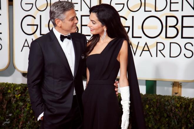 Ο Τζόρτζ Κλούνεϊ δηλώνει πολύ πλούσιος για να είναι ηθοποιός