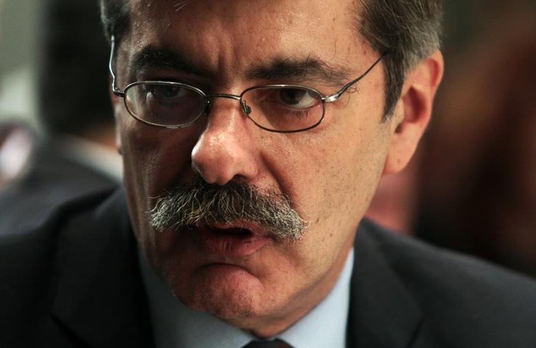 Δεν θα είναι υποψήφιος ο Χρύσανθος Λαζαρίδης