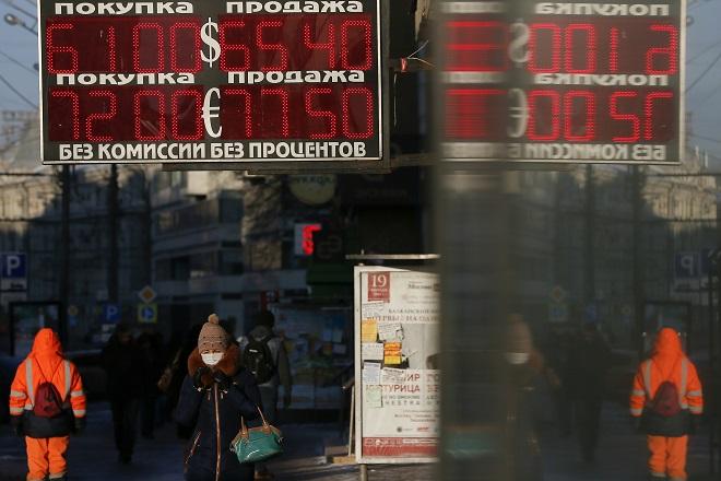 «Εχθρική» η Δύση απέναντι στη Ρωσία λένε 9 στους 10 Ρώσους