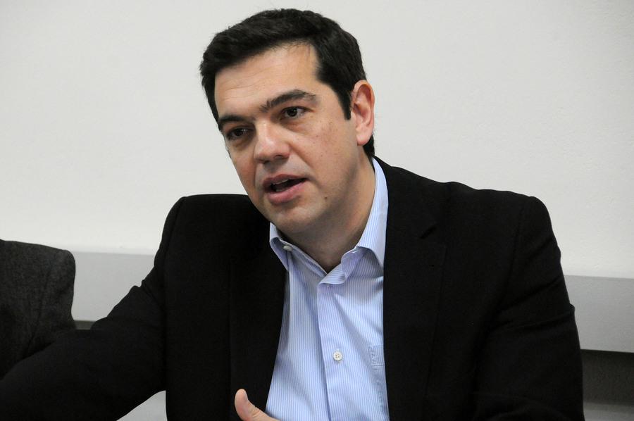 Απανωτές συναντήσεις με τους ηγέτες της Ευρώπης θα έχει ο Τσίπρας