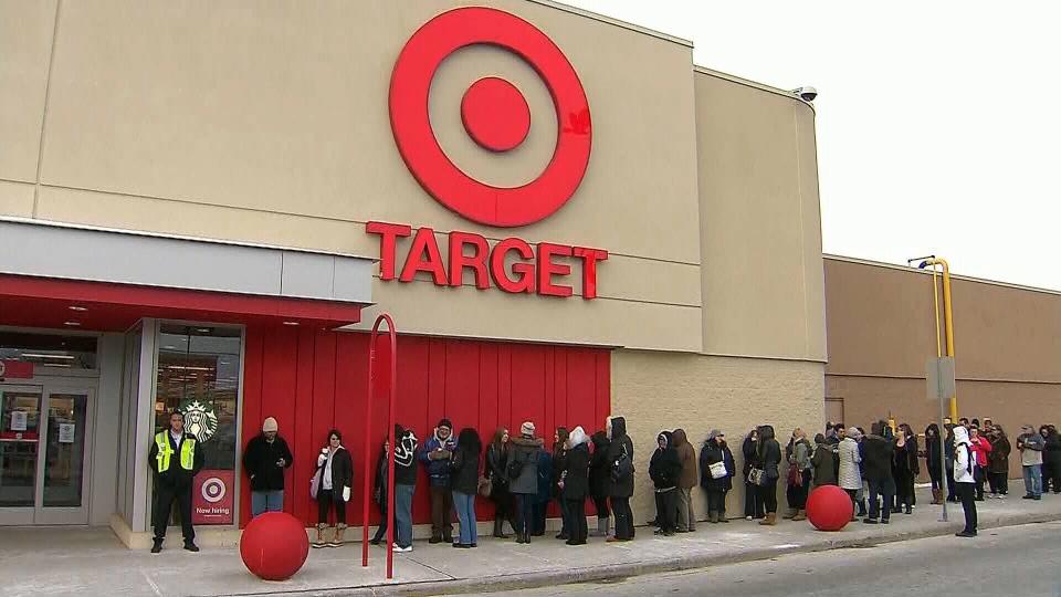 Αποσύρεται από τον Καναδά η Target