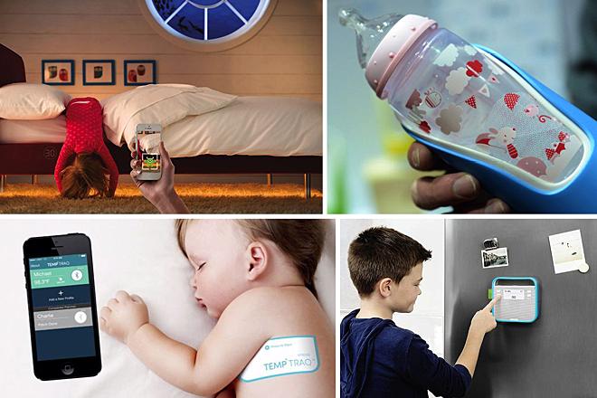Gadgets για hitech γονείς
