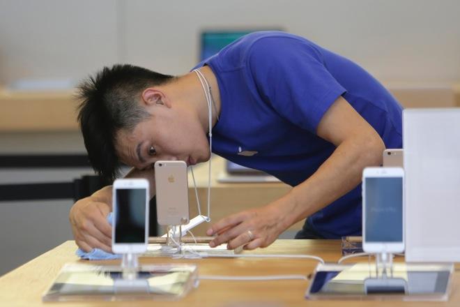 Η Apple γιορτάζει την κινεζική πρωτοχρονιά με νέα καταστήματα