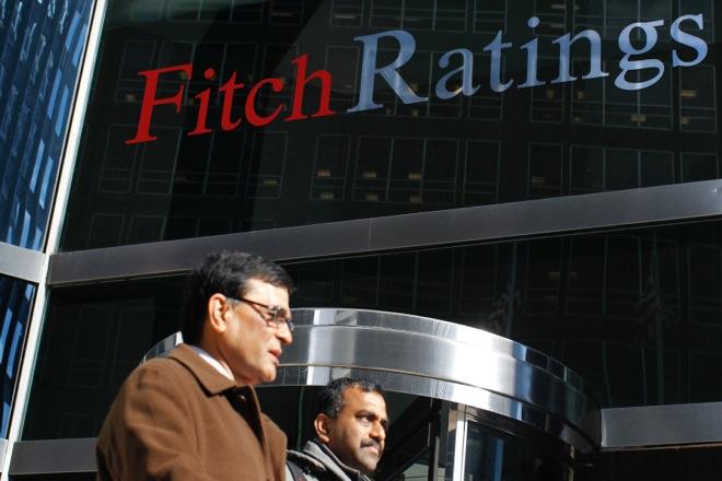 Υποβάθμιση της προοπτικής της ελληνικής οικονομίας από τον οίκο Fitch