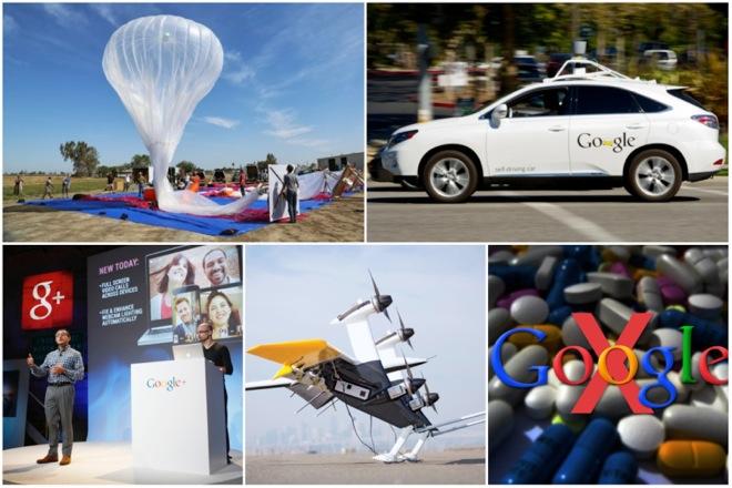Τα πιο φιλόδοξα σχέδια της Google