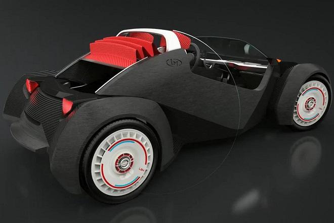 Εντός του 2015 στους δρόμους το πρώτο 3D αυτοκίνητο