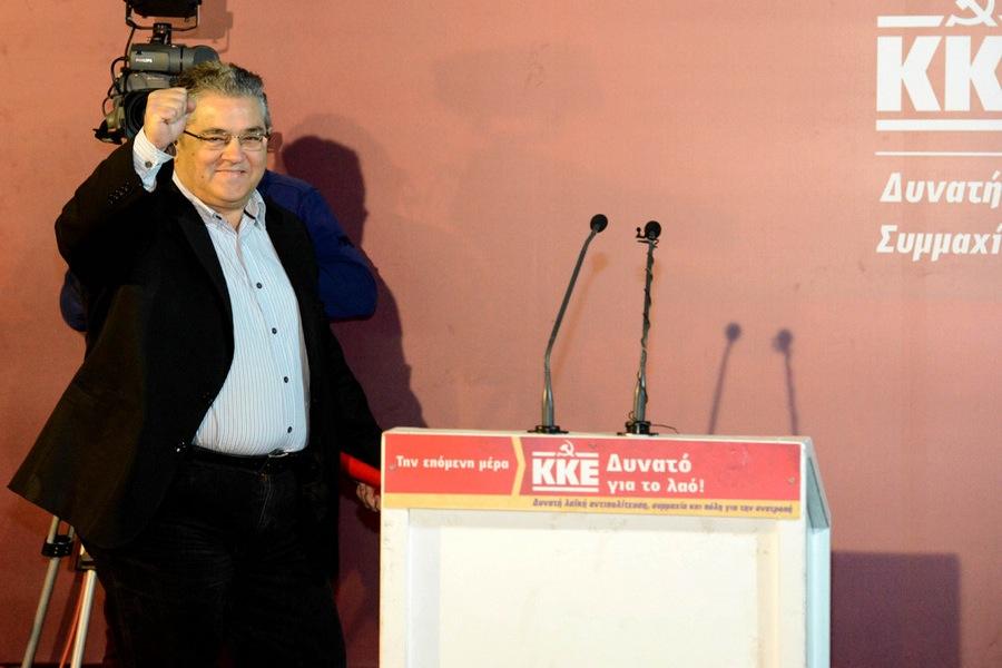 ΚΚΕ: «Όποια κι αν είναι η νέα κυβέρνηση, θα συνεχίζει να ματώνει τον λαό»