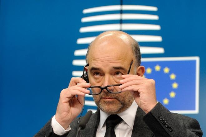 Απαγορευμένη λέξη το «Grexit» για τον Πιερ Μοσκοβισί