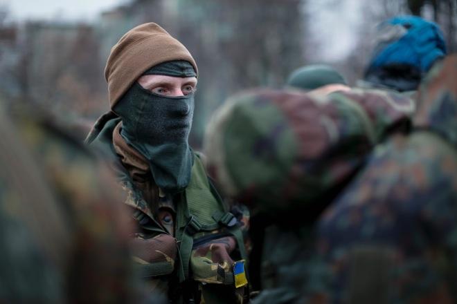 Στα ύψη το πολεμικό «θερμόμετρο» και πάλι στην Ουκρανία