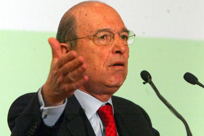 Σημίτης: Δεν έχουμε ξεπεράσει ακόμα τον κίνδυνο για Grexit
