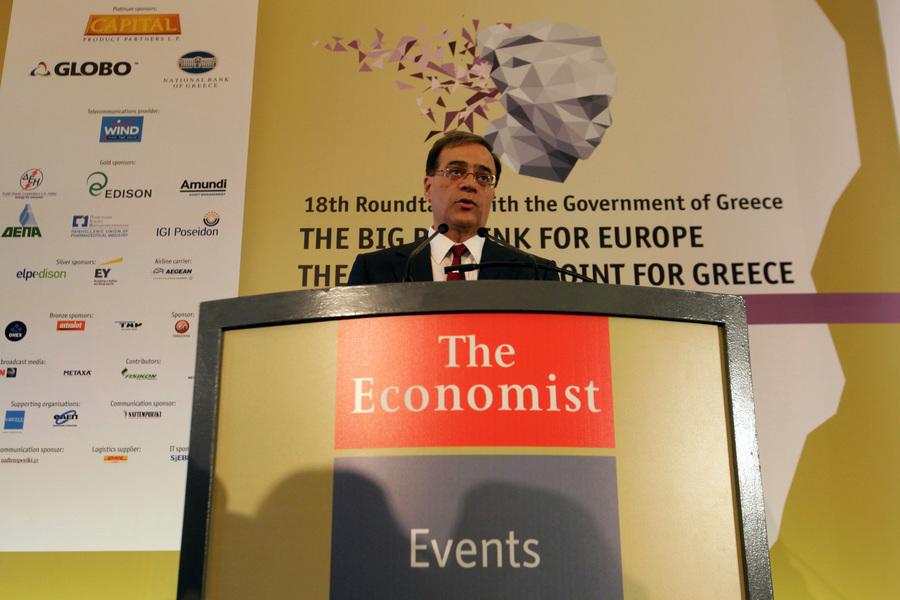 Χαρδούβελης: Απώλεια 7,2 δισ. ευρώ αν καθυστερήσει η διαπραγμάτευση