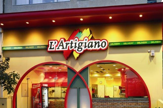 L' Artigiano: Μαθήματα ιταλικής γεύσης από Έλληνα επιχειρηματία