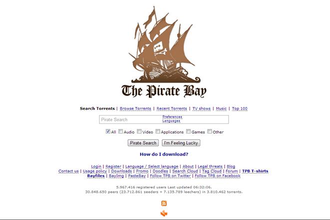 Απορρίφθηκε το αίτημα της ΑΕΠΙ για μπλοκάρισμα των torrent στην Ελλάδα