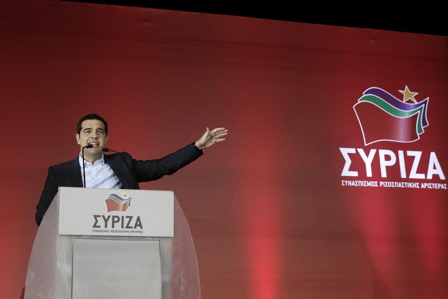 «Υπάρχει διαφορά αν διαπραγματεύεται με τους θεσμούς ένα αριστερό κόμμα, όπως ο ΣΥΡΙΖΑ»