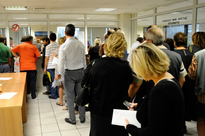 «Στάση Πληρωμών» των Ελλήνων προς το Δημόσιο