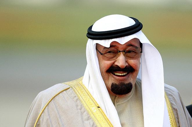 Ο βασιλιάς Αμπντάλα απέθανε, ζήτω ο βασιλιάς Σαλμάν!