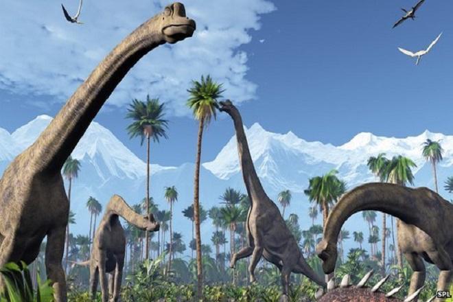 Γιατί εξαφανίστηκαν οι δεινόσαυροι;