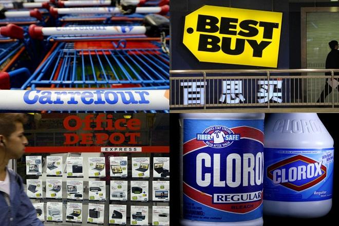 Οι κορυφαίες εταιρείες που αποχώρησαν από τις διεθνείς αγορές