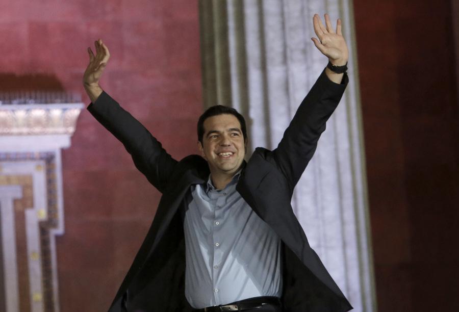FAZ: Τσίπρας ο «Έλληνας θεός»