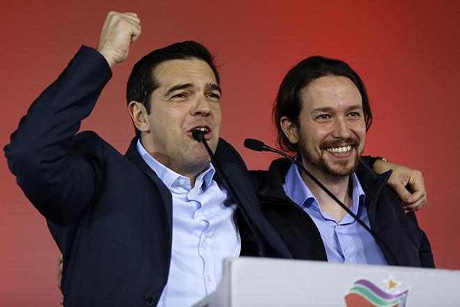Ζητείται παρέμβαση Τσίπρα για τον σχηματισμό κυβέρνησης στην Ισπανία