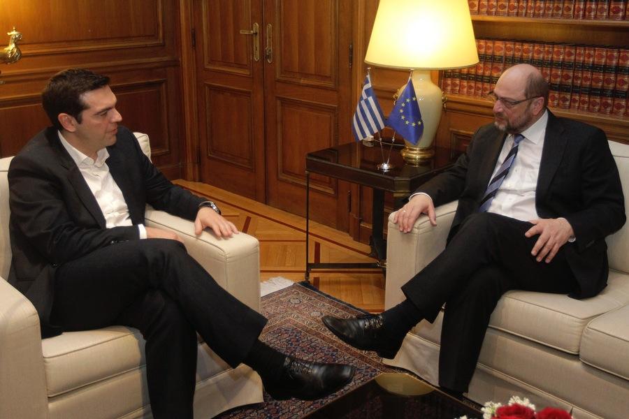 «Νέα σχέση εμπιστοσύνης μεταξύ της Ελλάδας και της ΕΕ» βλέπει ο Αλέξης Τσίπρας