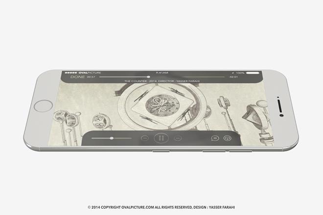 Σχεδιάζοντας τοiPhone 7