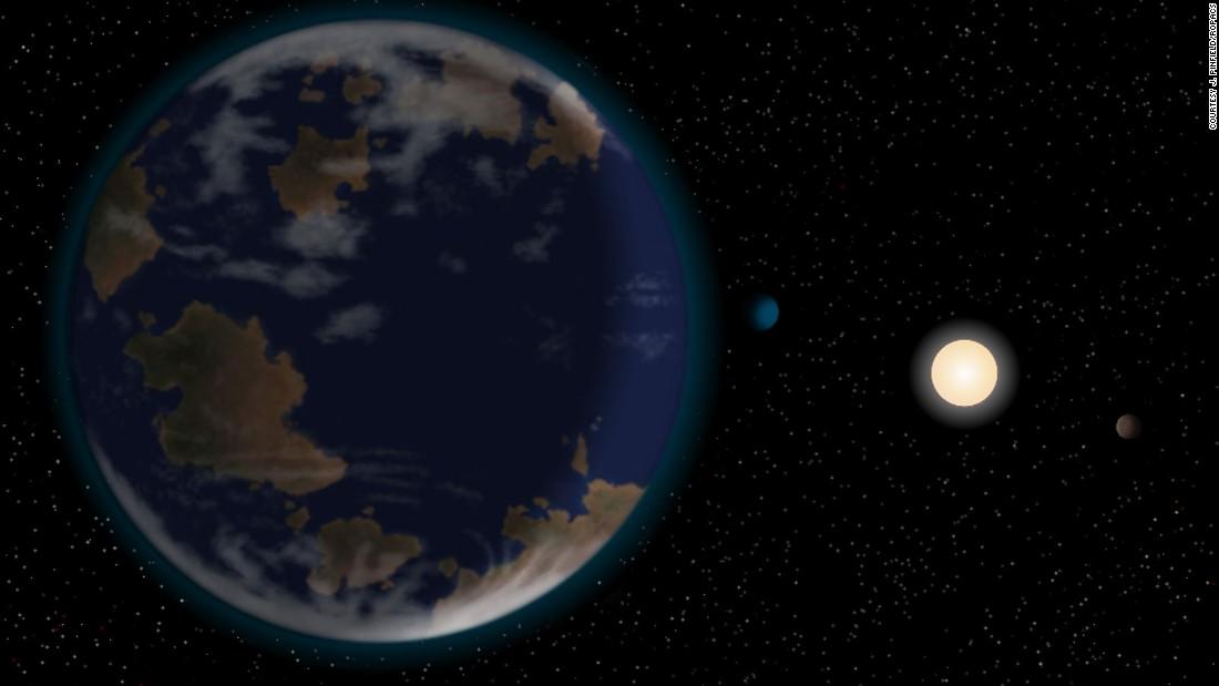 Βαρύτητα Δία και Αφροδίτης: Πώς επηρρεάζεται το κλίμα της Γης