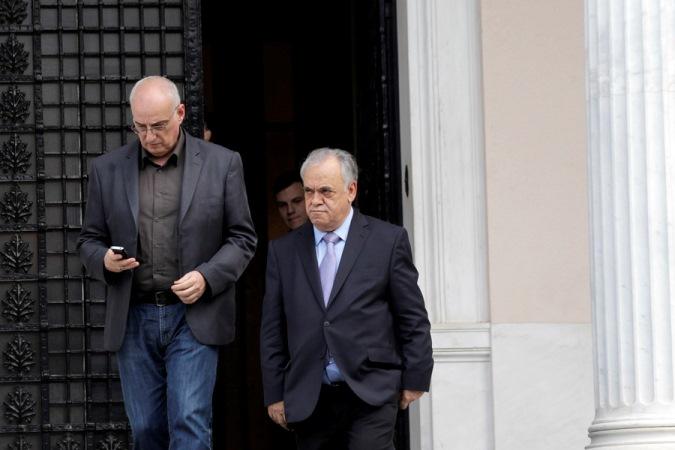Τι συζήτησε ο Γιάννης Δραγασάκης με τη διοίκηση της Eurobank