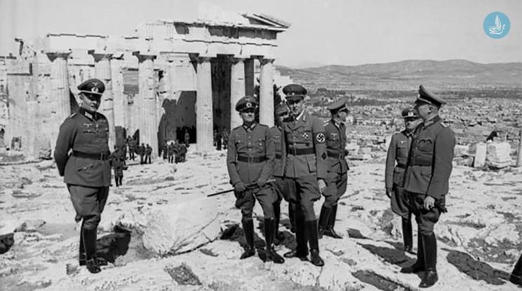 Spiegel: Η ληστεία της Τράπεζας της Ελλάδος από τους Ναζί