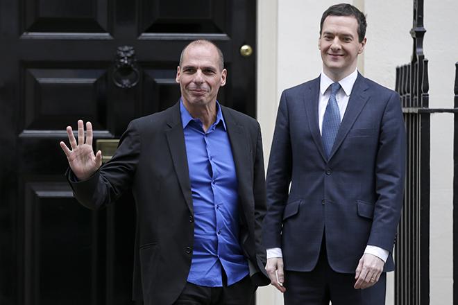Δήλωση για την Ελλάδα με πολλούς αποδέκτες από τον Βρετανό ΥΠΟΙΚ