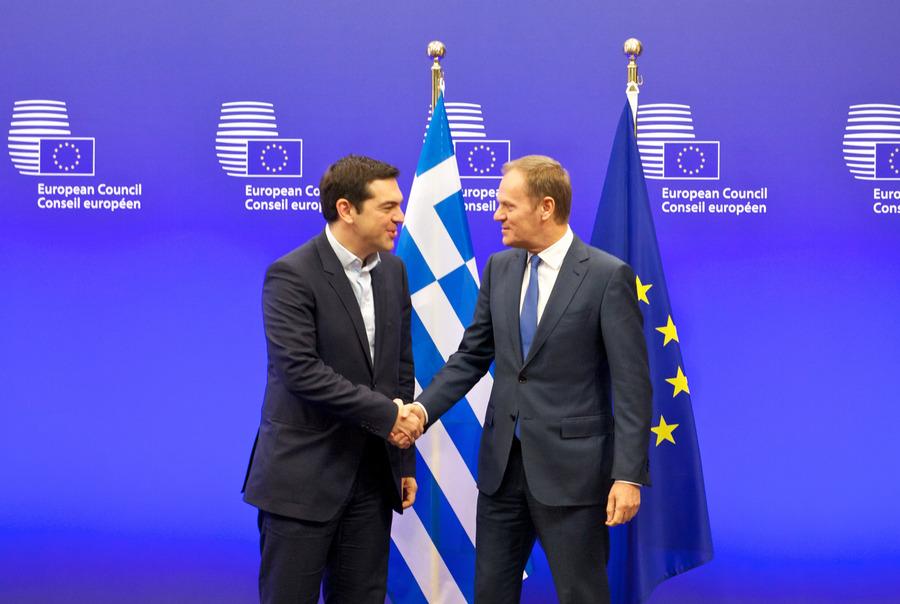 Τσίπρας σε Τουσκ: Εάν δεν δοθεί λύση για το χρέος στο Eurogroup πάμε σε Σύνοδο Κορυφής