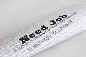 Need Job conception