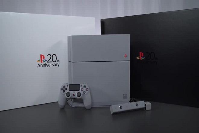 Διαγωνισμός της Sony μέσω Facebook για δύο συλλεκτικά PS4