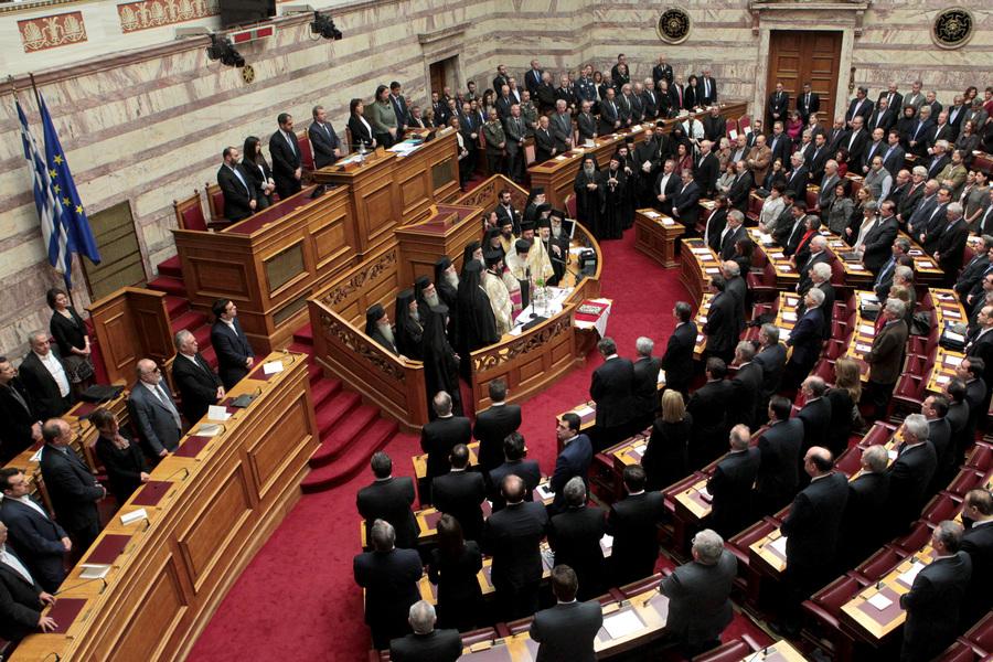 Η ορκωμοσία της Βουλής με ένα κλικ