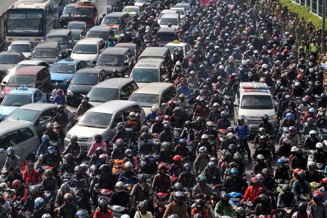 Οι πόλεις που υποφέρουν από κυκλοφοριακό «έμφραγμα»