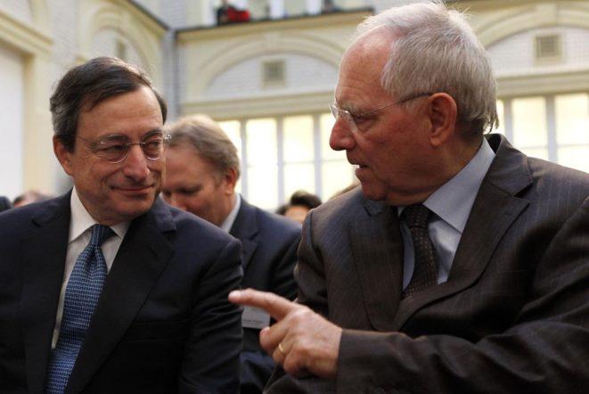 Κοινό «μέτωπο» Γερμανίας – ΕΚΤ εναντίον της Ελλάδας: Ποιος θα υποχωρήσει πρώτος;