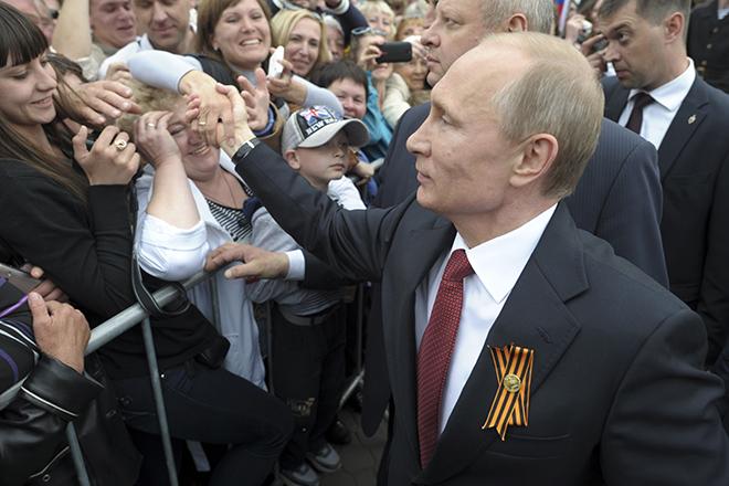 Μια ανάσα από τη νίκη στην Ουκρανία ο Πούτιν;