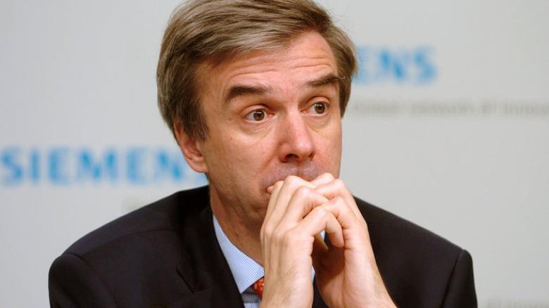Αυτοκτόνησε ο πρώην επικεφαλής οικονομικών υπηρεσιών της Siemens