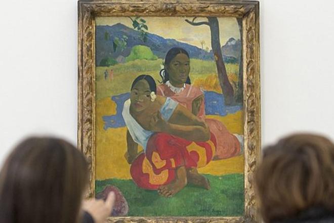 Ο πίνακας των 300 εκατομμυρίων δολαρίων