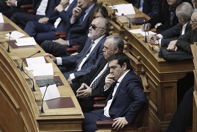 «Τρέχουν» οι εξελίξεις στον ΣΥΡΙΖΑ: Τα δεδομένα με τους «αντάρτες»
